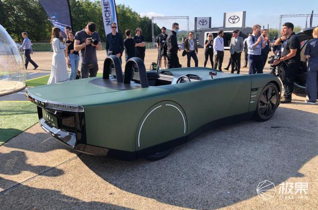 纯电动敞篷车来了?四家英国企业联合打造,续航640公里!