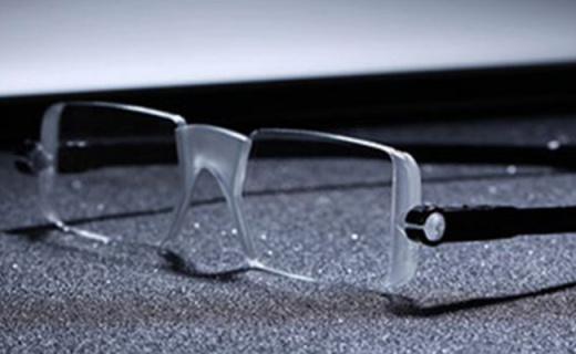 納尼尼折疊老花眼鏡:超輕記憶框架,折疊后僅重13克