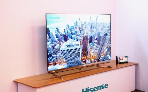 ?#32617;当?#34920;!自从用了这台零框感电视,客厅更有逼格了