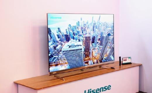 顏值爆表!自從用了這臺零框感電視,客廳更有逼格了