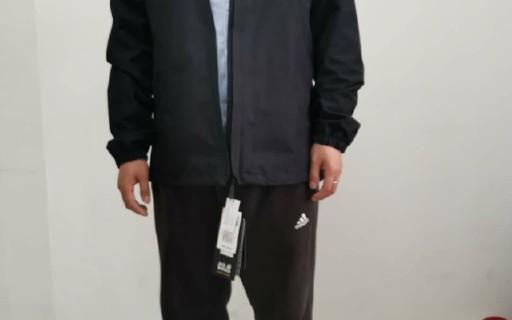 JackWolfskin 防风防水冲锋衣