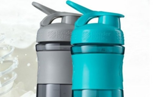 Blender Bottle運動健身搖搖杯:時尚個性,色彩繽紛,健身好搭檔