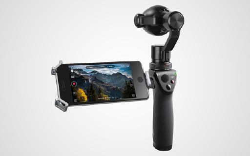 大疆新款手持云台相机,7倍变焦更强大