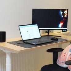 舒適辦公,能坐能站——9am Robin Pro米家版升降桌