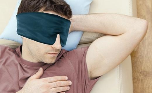 SleepMaster睡眠眼罩:隔音遮眼兩不誤,夜夜都能深睡眠