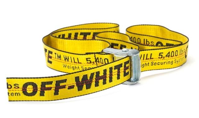 远看两块六,近看一千八:Off-White推出超奇葩螺母戒指