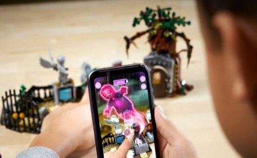 「新東西」附帶AR效果,樂高鬼屋套裝《Hidden Side》上架蘋果官網