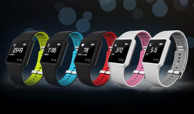 Cling智能手表免費試用