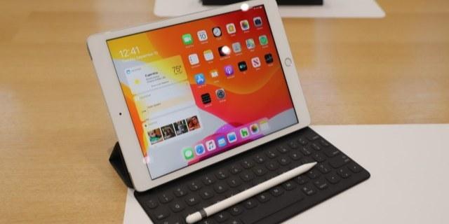 10.2英寸全新iPad上手万博体育max下载:这组合越来越像一台电脑了......