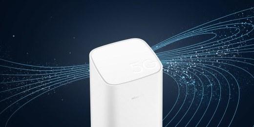 「新东西」干掉光纤?支持5G全网通,华为5G CPE Pro开启预约