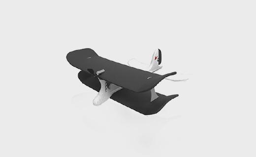 TobyRich手机遥控飞机:德国飞行黑科技,唤起你儿时的天空梦