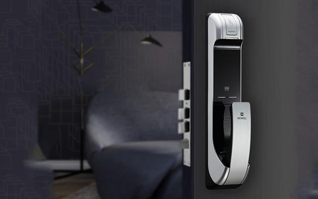 紐威爾N71智能鎖