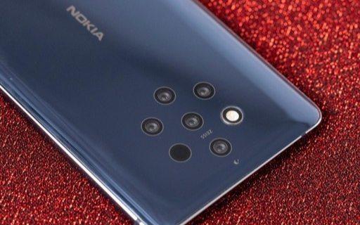 诺基亚9 PureView 国行版正式发布:5499元4月19日开启预售!