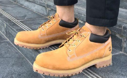 添柏嵐小黃靴:優質防水皮革鞋面,有效緩震防滑鞋底
