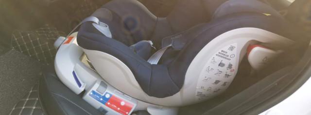 britax宝得适守卫者安全座椅一个半月体验