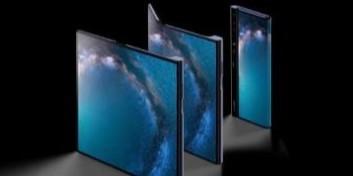 """全面屏折叠机!性能最强外观最""""靓"""",华为MateXs正式发布售价19001元"""