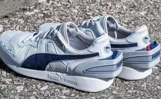 经典复刻再来袭!Puma新一代RS-Computer智能跑鞋推出