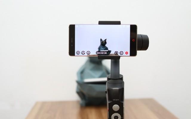 小巧稳定的魔爪Mini-S手机折叠稳定器