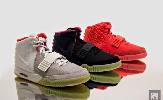 """侃爺與耐克""""感情史""""知多少?Nike Yeezy了解一下!"""