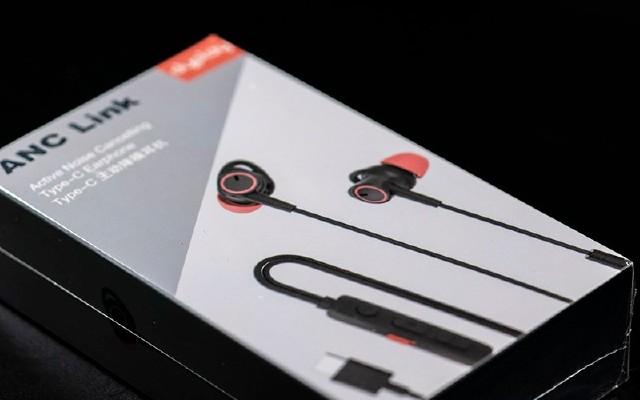 dyplay ANC Link:一款安靜的 Type-C耳機