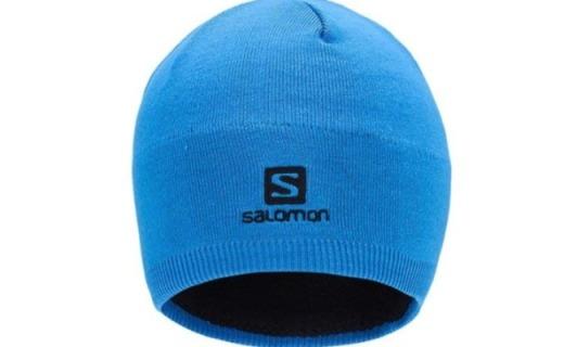 薩洛蒙中性帽子:針織彈力面料貼合保暖,反季超值好價