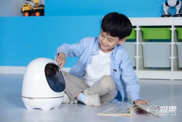阿尔法蛋2019三款新品发布:AI助力孩子学习成长