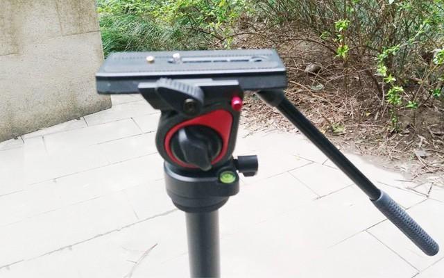 Miliboo MUFA-BK三脚架-稳定便携拍照更轻松