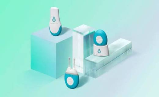 解决干眼症的小工具,插鼻神经刺激器