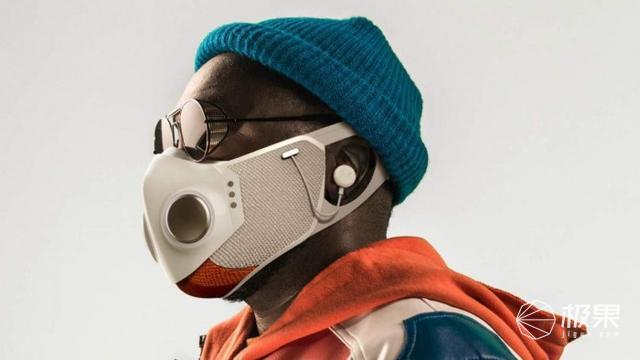老外造「漏风」口罩,用上救护车同款技术,竟然还能变形