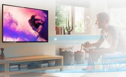 飞利浦32PHF5061液晶电视:画面处理技术细腻生动,影院级杜比音效尽享视听