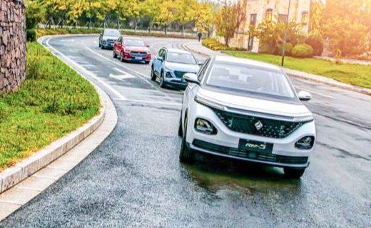 秒搶紅包、智能駕駛,新寶駿RS-3正式上市,才賣7.18萬?