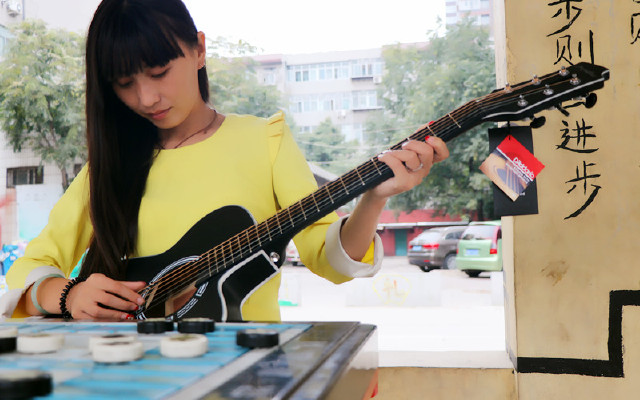 Poputar吉他,吉他學習方式的智能變革