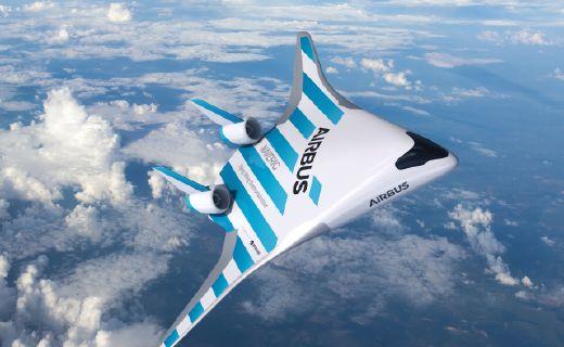 """""""外星飞机""""来了?空客发布概念客机,设计竟来自80年前……"""