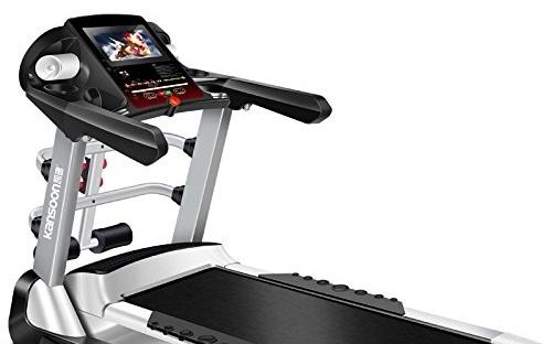 凱速多功能跑步機:視頻聽歌樣樣行,跑步場景隨心換