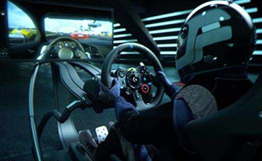 羅技G29方向盤+踏板套裝:賽車游戲神器,真皮方向盤900度旋轉