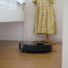 能掃能拖,智能規劃路線的掃拖一體機:一鍵就能把家里弄干凈!
