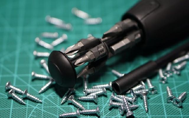 工具在精不在多,米家wiha 8合1棘轮螺?#24247;?#19968;把就够了
