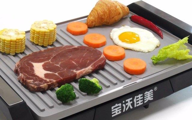 寶沃佳美家用電燒烤爐