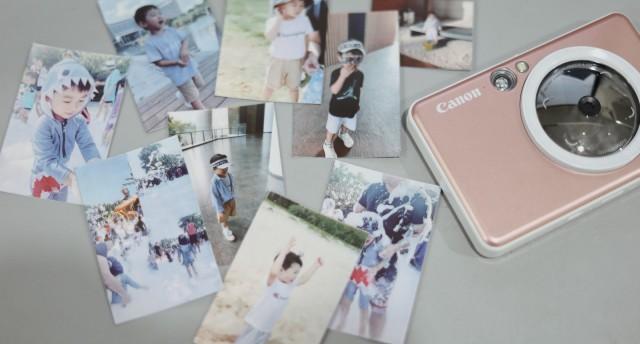 随拍随打,记录宝宝成长瞬间!这款照片打印机定格回忆!