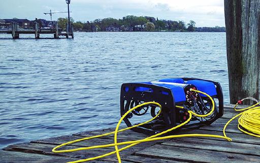 """为拍摄而生的水下""""无人机?#20445;?#35753;你一览海底秘境"""