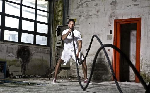 就一根繩子,讓你肌肉暴漲讓你瘦!