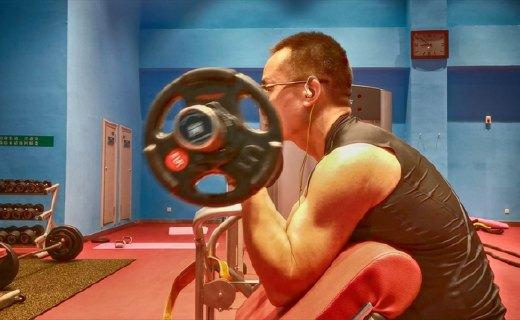 有了它,通勤健身再也不怕掉耳机——森海塞尔运动体验半月谈