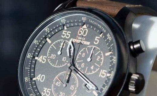 天美時男式手表:獨有夜光功能,石英機芯性價比首選