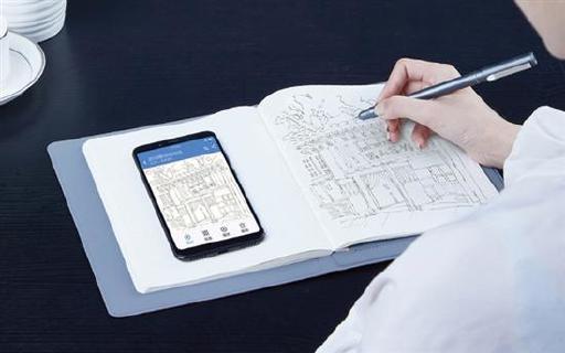真·小米百貨:有品上架智能手寫本,書寫墨跡無損保存