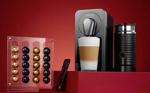 有了这个胶囊咖啡机,星巴克都要倒闭了
