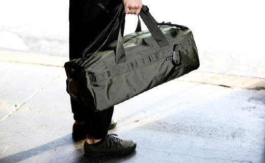弹道尼龙加防水涂层,这款包结实到家了!