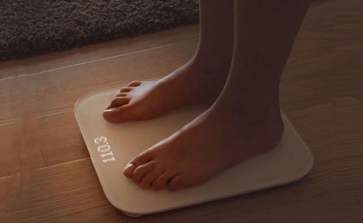 Dretec體重秤:高精度測量,纖細超薄又耐用