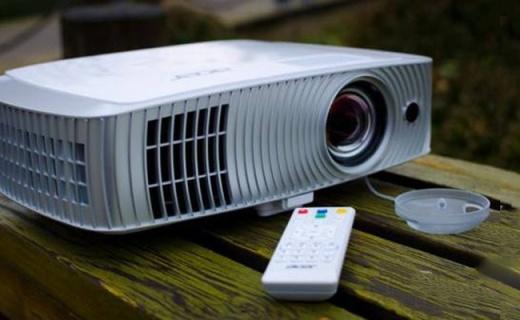 宏碁D600投影仪:跃彩技术图像逼真,3D效果身临其境