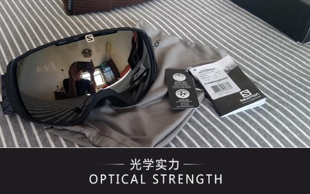 Salomon XT ONE橫向測評縱向對比,體驗最適合自己臉龐的雪鏡