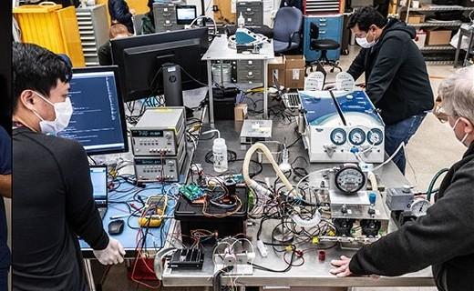 僅用37天!NASA研發出便于快速、大規模生產的呼吸機VITAL